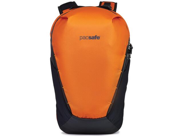 Pacsafe Venturesafe X18 Mochila, burnt orange